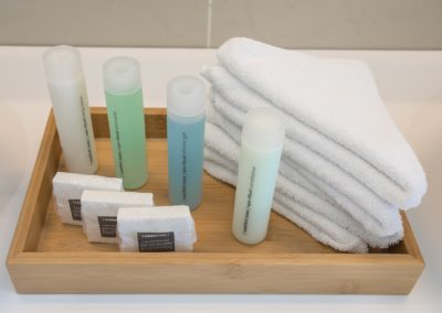 AMENITIES BLEU EMERAUDE